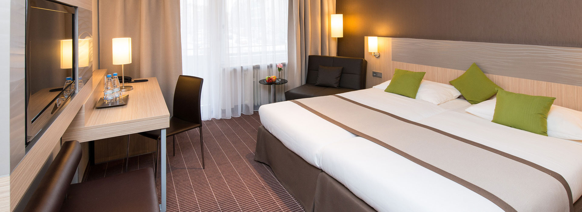 Hotel Orly Room